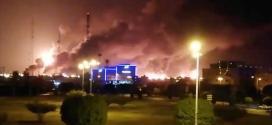 Fuerzas yemeníes golpean petrolera Aramco y una base militar saudí
