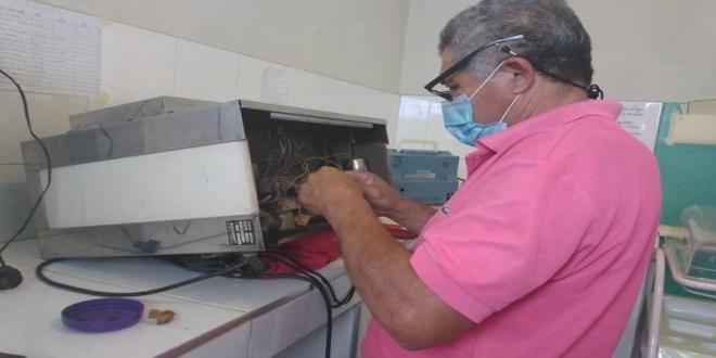 EN LARA Y OTRAS ENTIDADES / Continúa el Plan de recuperación de equipos médicos en centros sanitarios del país