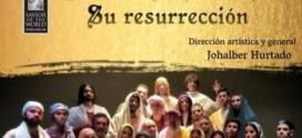 """¡NO TE LO PIERDAS! / Este domingo en el Teatro Juares se  escenificará la obra """"El Salvador del mundo"""", a cargo del Grupo Magisterial de Teatro"""