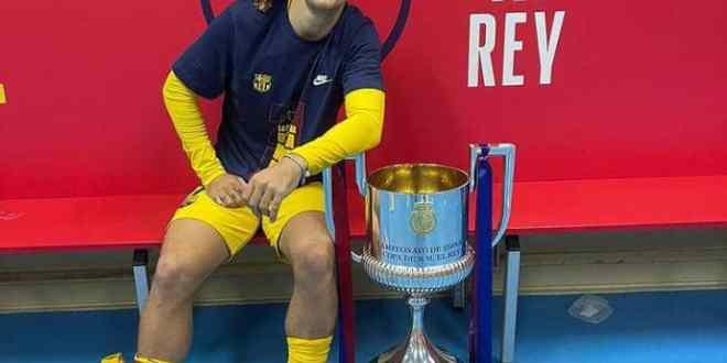 FINAL DE LA COPA DEL REY ¿Conoce cuánto dinero gana de premio el FC Barcelona por ser campeón?