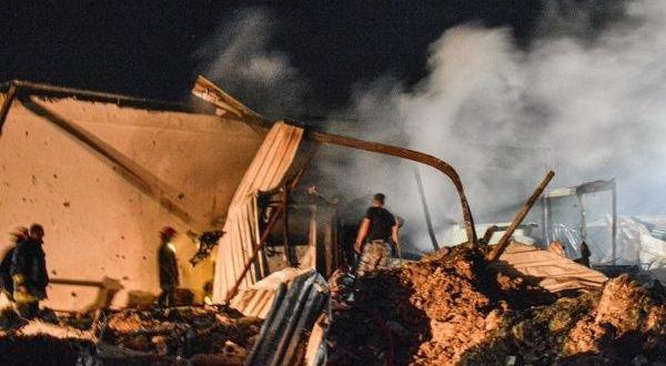 Bombardeo de Israel contra Siria deja cinco fallecidos
