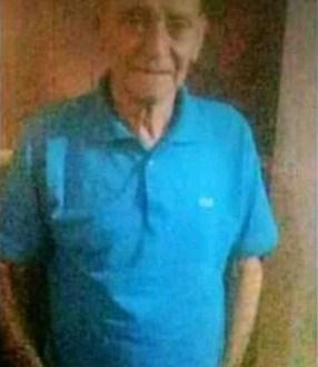 #ServicioPúblico El señor Ordenel Álvarez de 75 años de edad está desaparecido