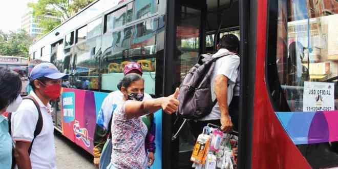 NUEVO SISTEMA DE TRANSPORTE PÚBLICO  / En Lara «Transguaro» inicia con 4 rutas (+PUNTOS CARDINALES)