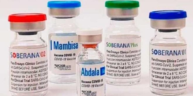 Bloqueo de EE.UU. contra Cuba afecta el programa de vacunas anti COVID-19