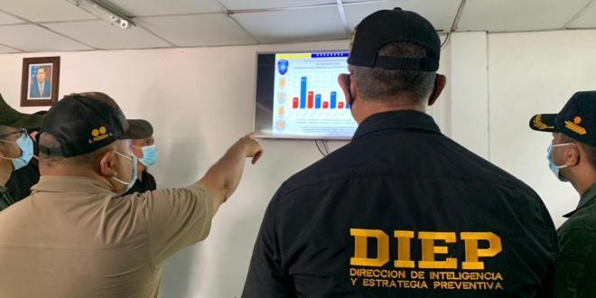Inauguran sede de la Dirección de Inteligencia y Estrategias Preventivas en Barquisimeto