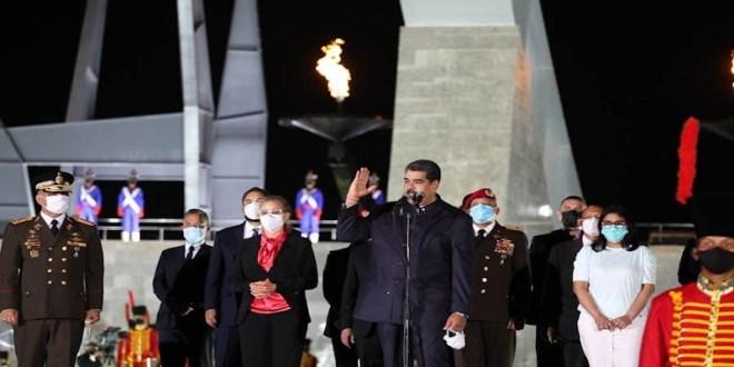 Jefe de Estado: Bolívar consolidó el dominio territorial de lo que hoy es nuestra hermosa República Bolivariana de Venezuela