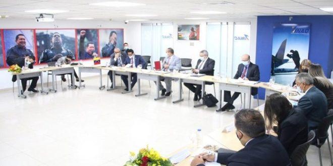Venezuela y Qatar estudian la apertura de un servicio de transporte aéreo entre ambas naciones