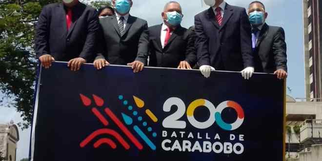 Lara conmemora momentos previos que abrieron camino a la gran Batalla de Carabobo