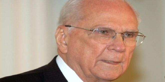 Falleció el expresidente de Nicaragua, Enrique Bolaños