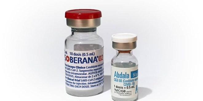 LA ANTI-COVID-19 / Candidata a vacuna cubana Soberana 2 mostró 62% de eficacia en ensayos