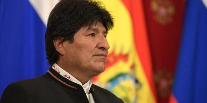 """Revelan en Bolivia plan policial que buscaba eliminar """"físicamente"""" al presidente Evo Morales en 2019"""