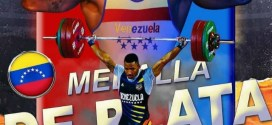 GENERACIÓN DE ORO / Venezolano Julio Mayora alcanza medalla de plata en levantamiento de pesas en Tokio 2020