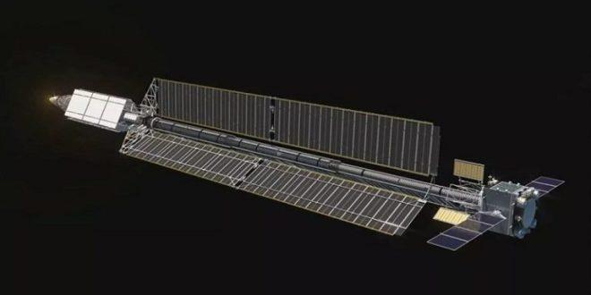 Exhiben en el salón aeronáutico MAKS 2021 de Rusia el prototipo de la nave espacial Zevs de propulsión nuclear