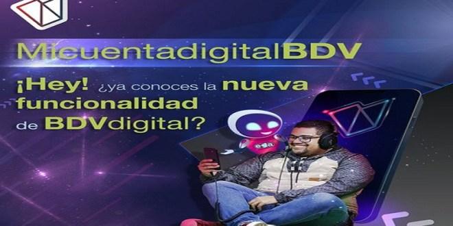 Banco de Venezuela impulsa creación de cuentas digitales para nuevos clientes (+PROCESO)