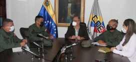CNE y CeoFanb coordinan medidas de seguridad para las megaelecciones