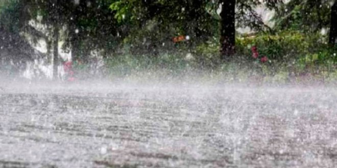 Inameh prevé lluvias de intensidad variable en gran parte del país