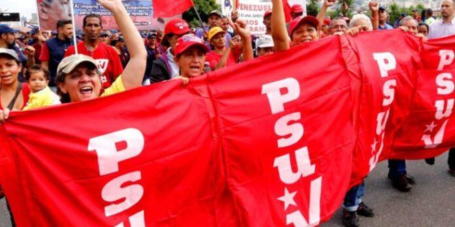 NO SOLAMENTE BUSCA VOTOS | El PSUV se involucra y brinda aportes a la gestión de Gobierno