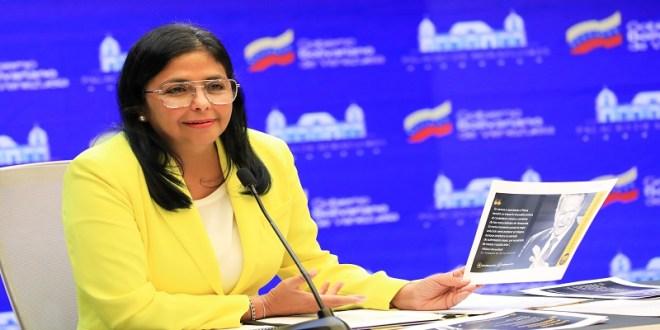 Venezuela presenta ante CPI informe de daños causados por medidas coercitivas unilaterales contra su población