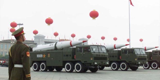 EEUU confiesa temor: Alerta de modernización nuclear de China