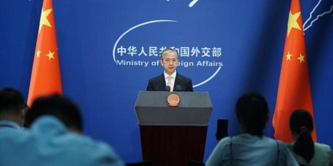 """China sale en apoyo de Rusia por """"sanciones infundadas"""" de EEUU"""