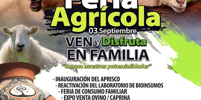 En Jiménez: Gran Expo Feria Agrícola