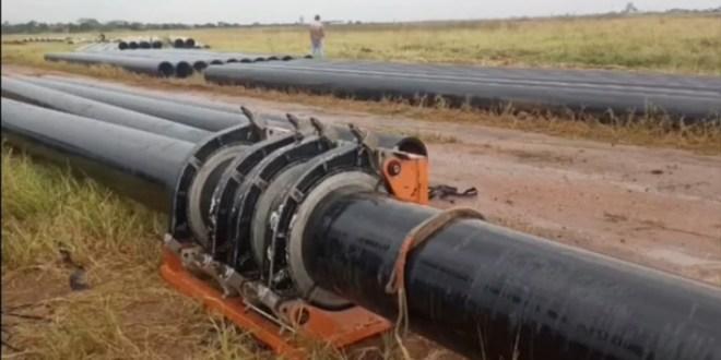 Hidrolara: Reemplazado 1.030 metros de tubería de aguas servidas en 'El Garabatal'