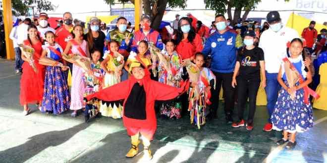 Gobierno Bolivariano Regional inaugura III Juegos Deportivos Nacionales Comunales 2021