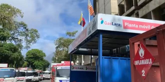 Activado Plan Cayapa de GasLara en la parroquia Concepción de Barquisimeto