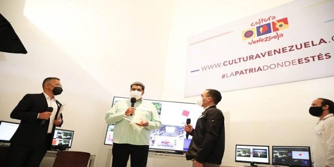 Canal Cultura Venezuela servirá como una ventana para promover el arte nacional