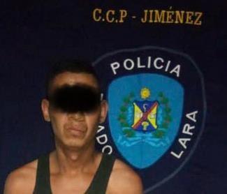 EN EL ESTADO LARA / Un sujeto es aprehendido acusado de violación de menores de edad