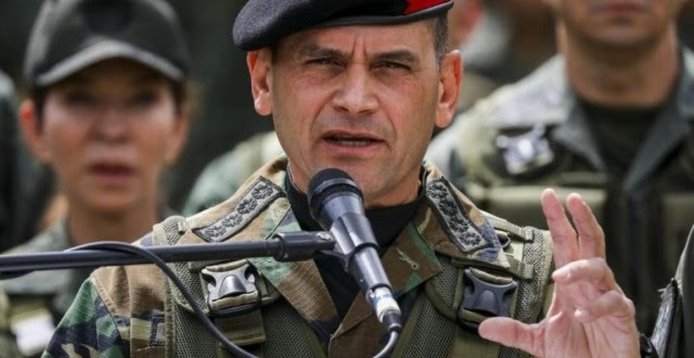 El Presidente Nicolás Maduro nombró al A/J Remigio Ceballos como Ministro para Relaciones Interiores, Justicia y Paz