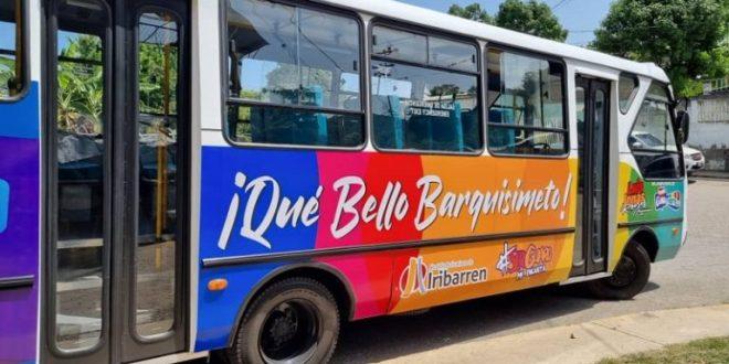 Fortalecen sistema de transporte de TransGuaro en Barquisimeto