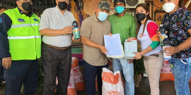 4 millardos de bolívares aprobados en agroinsumos para productores del municipio Jiménez