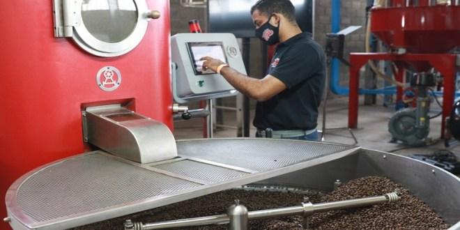 En Miranda: Planta Torrefactora de Café Giro tiene una capacidad instalada de 1.000 kilos por hora