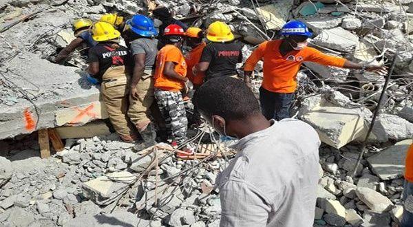 Autoridades haitianas confirman 1.297 fallecidos tras terremoto