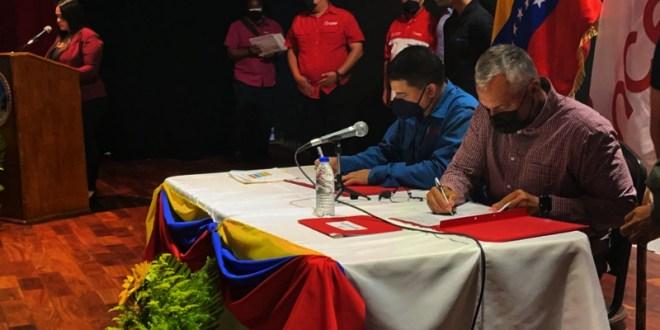 Inces y Mintur firman convenio de formación en el sector turismo