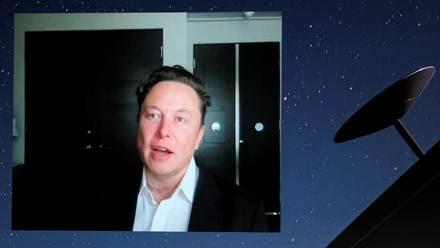 Elon Musk confirma que el servicio de Internet Starlink será desplegado entre la Tierra y Marte para mejorar la comunicación con la nave Starship
