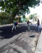 ALIANZAS INTERINSTITUCIONALES / Continúan los trabajos de reparación y acondicionamiento de vías terrestres en el municipio Andrés Eloy Blanco