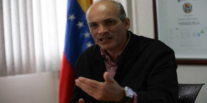 Ricardo Menéndez: El país tiene una profunda creencia en el sistema de la ONU
