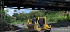 Gobierno de Lara ejecuta trabajos de recanalización del Río Turbio