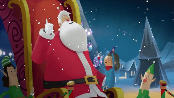 Santa Claus Siemens