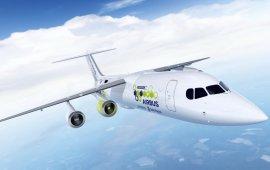 E-Fan X avión eléctrico
