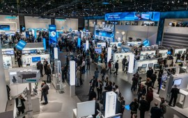 stand Siemens en SPS IPC Drives