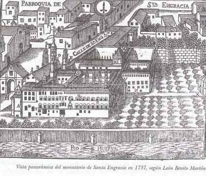 Santa Engracia 1737
