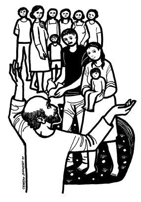 Evangelio según san Lucas (2,22-40), del domingo, 28 de diciembre de 2014
