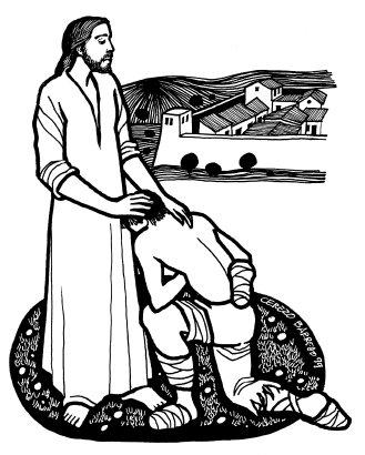 Evangelio según san Marcos (1,40-45), del domingo, 15 de febrero de 2015