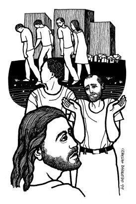 Evangelio según san Juan (6,60-69), del domingo, 23 de agosto de 2015