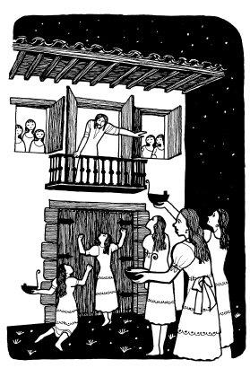 Evangelio según san Mateo (25,1-13), del domingo, 12 de noviembre de 2017