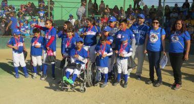 Beisbol Olimpiadas Especiales 58