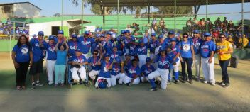 Beisbol Olimpiadas Especiales 64